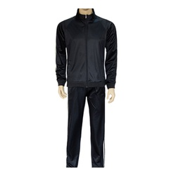 Stripped Polyester Track Suits