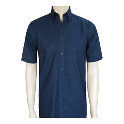 Mens FOL Short Sleeve Oxford Shirts