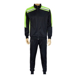 Polyester Track Suits With Shoulder Patch