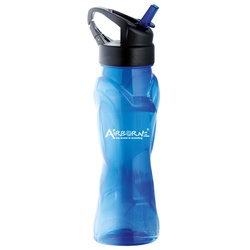 Curved Body Water Bottle