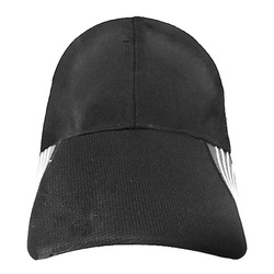 Polyester Guardian Nero Cap