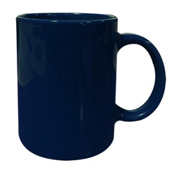 Coated Ceramic Mugs