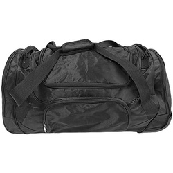 Black Travelling Bag With Trolley REF 09