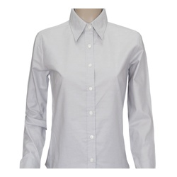 FOL Long Sleeved Oxford Blouses