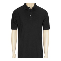 Gents Fleece Plain Polos